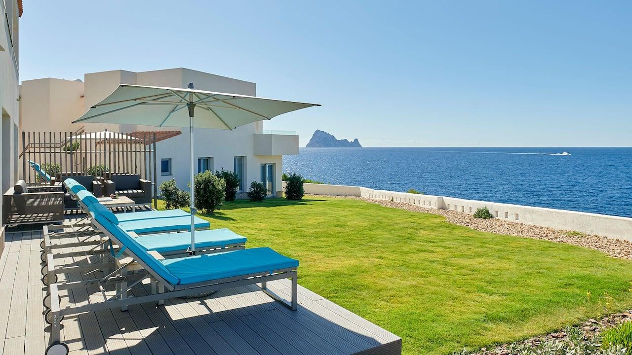 7Pines Ibiza Cliff Terrace