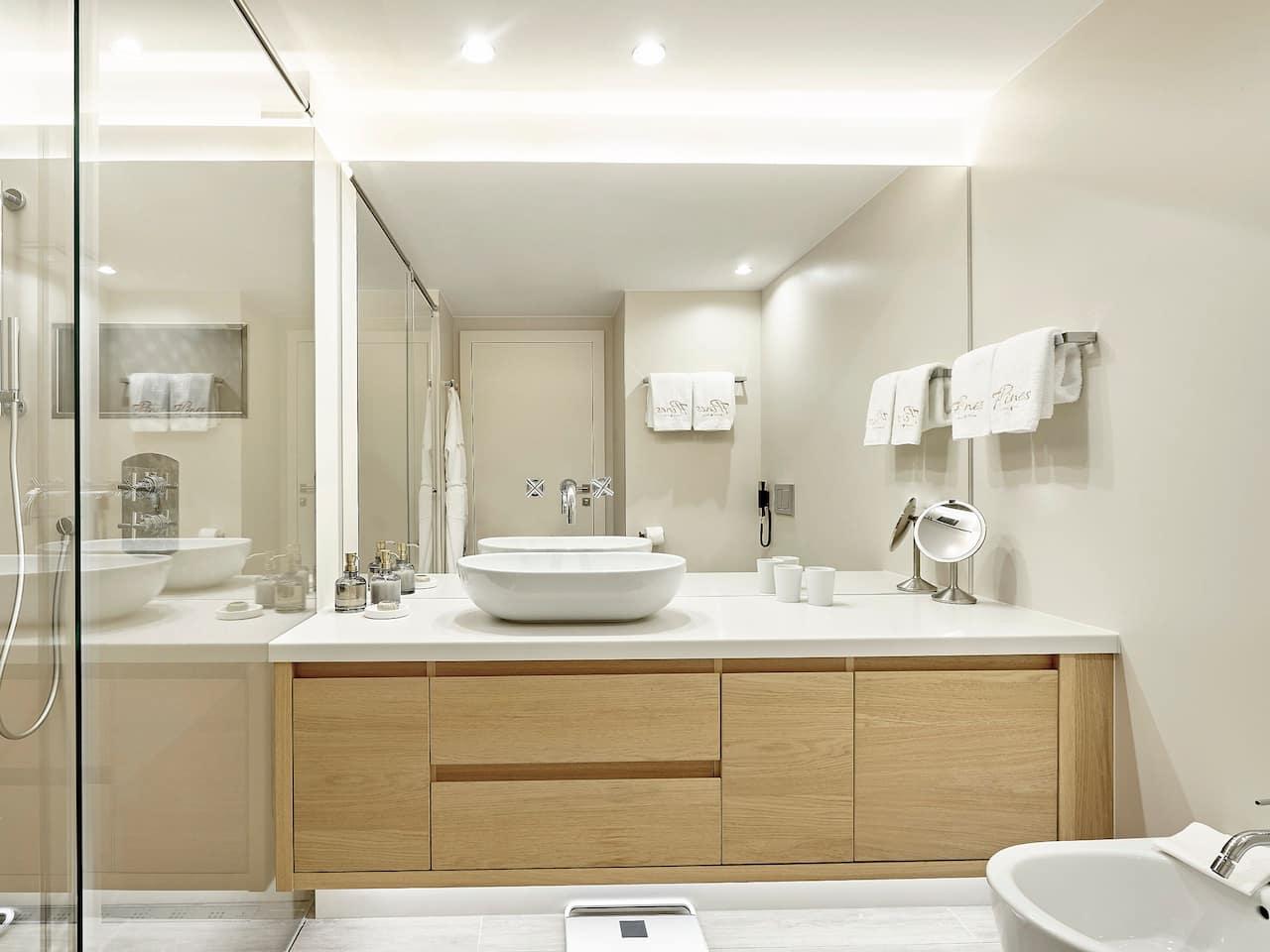 7Pines Ibiza Bathroom