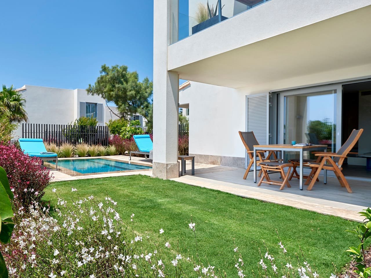 7Pines Ibiza Garden pool