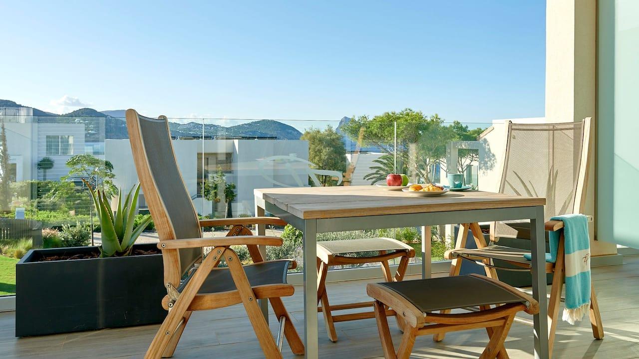 Resort Suite Balcony