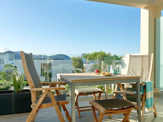 7Pines Ibiza Laguna Suite Sea View