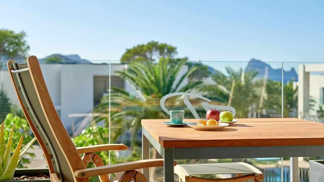 Resort Suite Deluxe Balcony