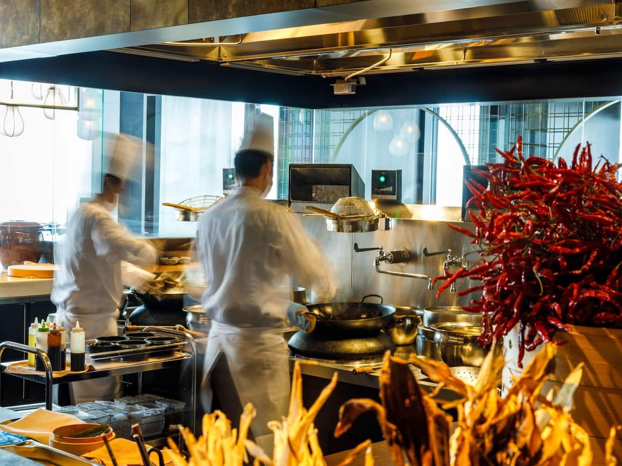 China Kitchen Chef
