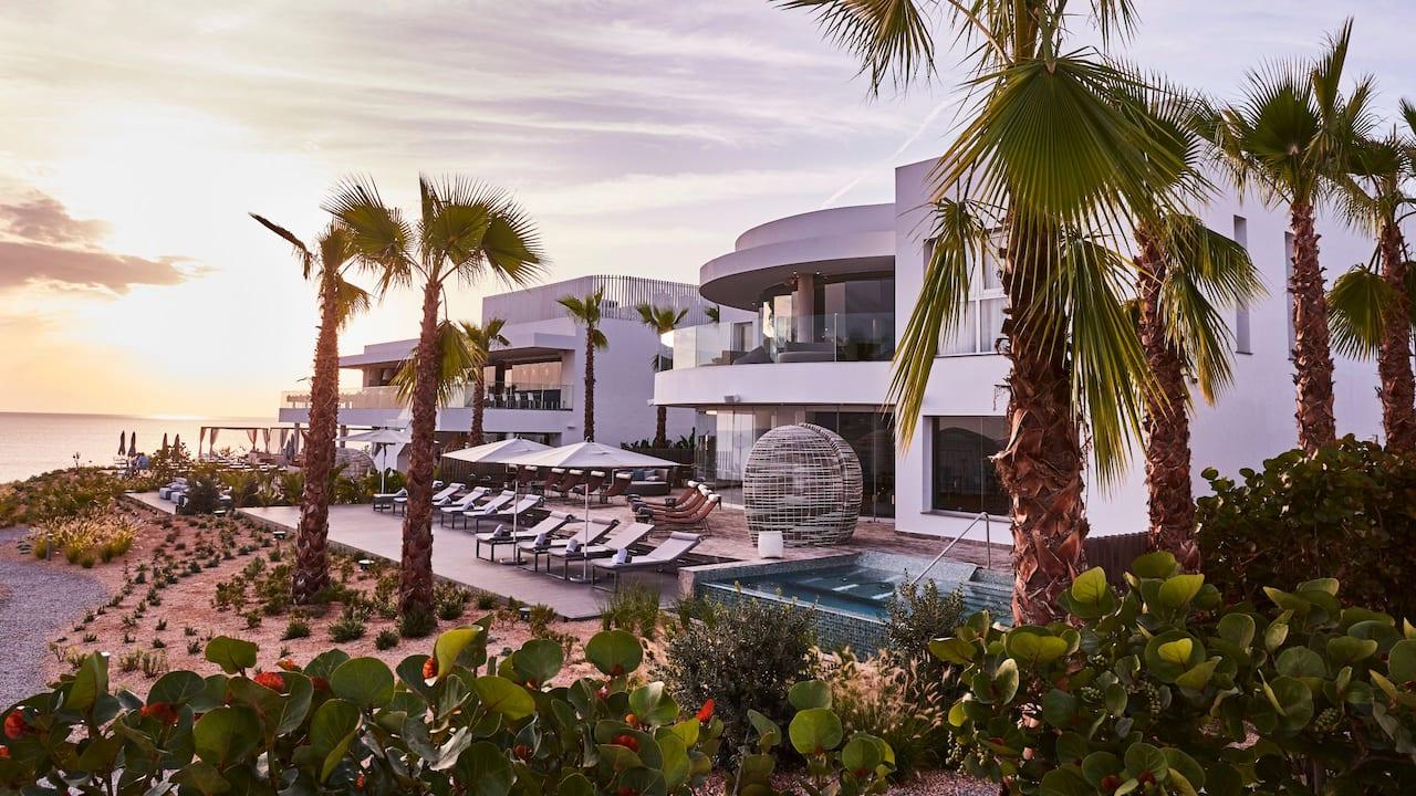 7Pines Ibiza hotel exterior