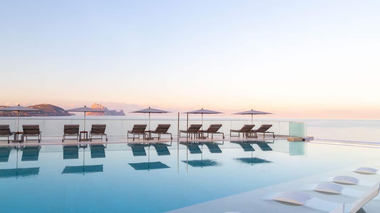 7Pines Ibiza Laguna Suite Views