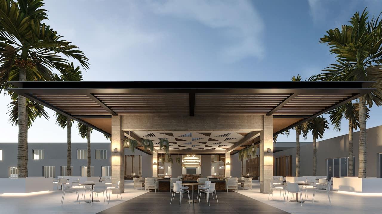 Breeze Outdoor Lounge