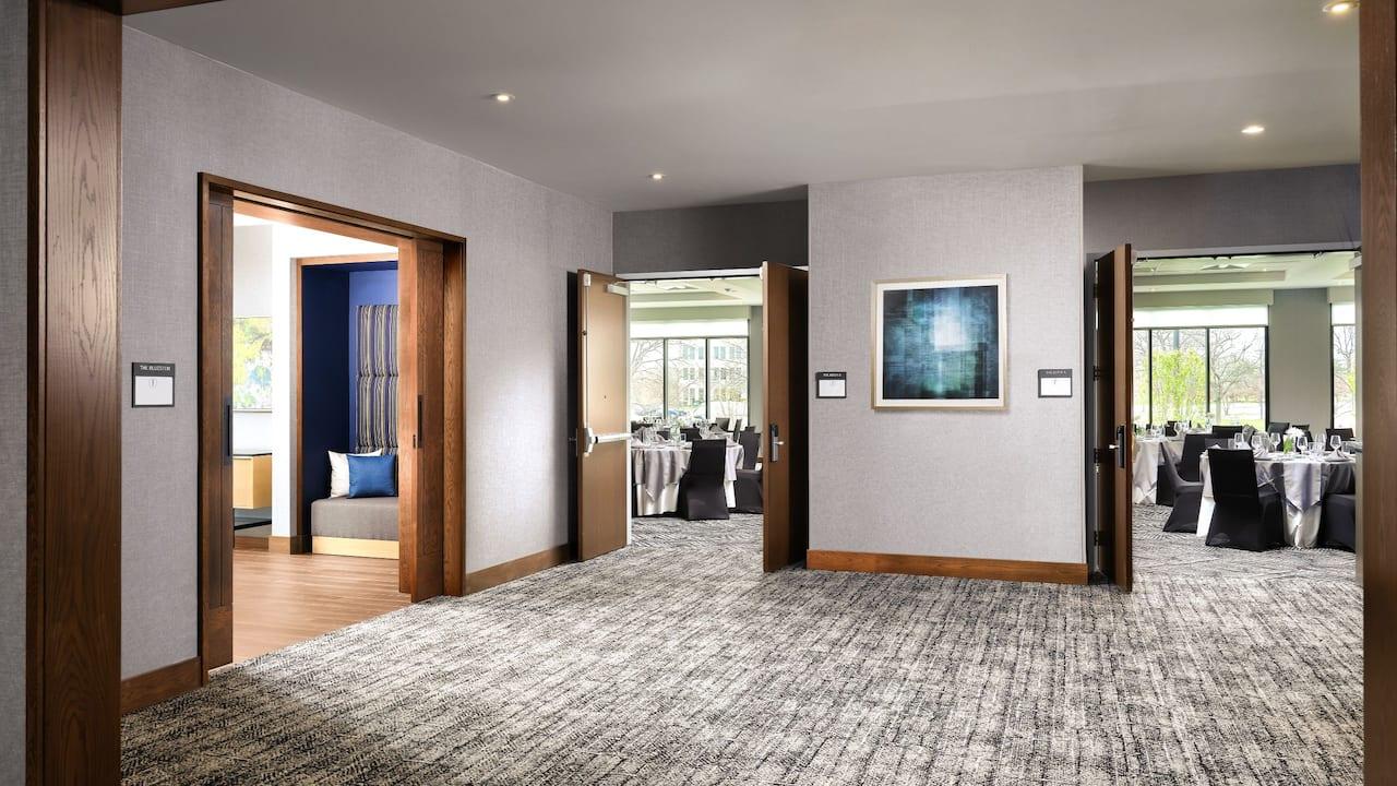Meeting Space Foyer