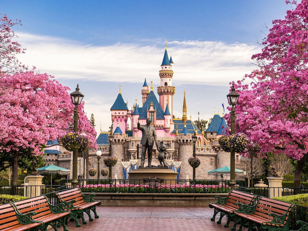 Disneys Paradise Pier