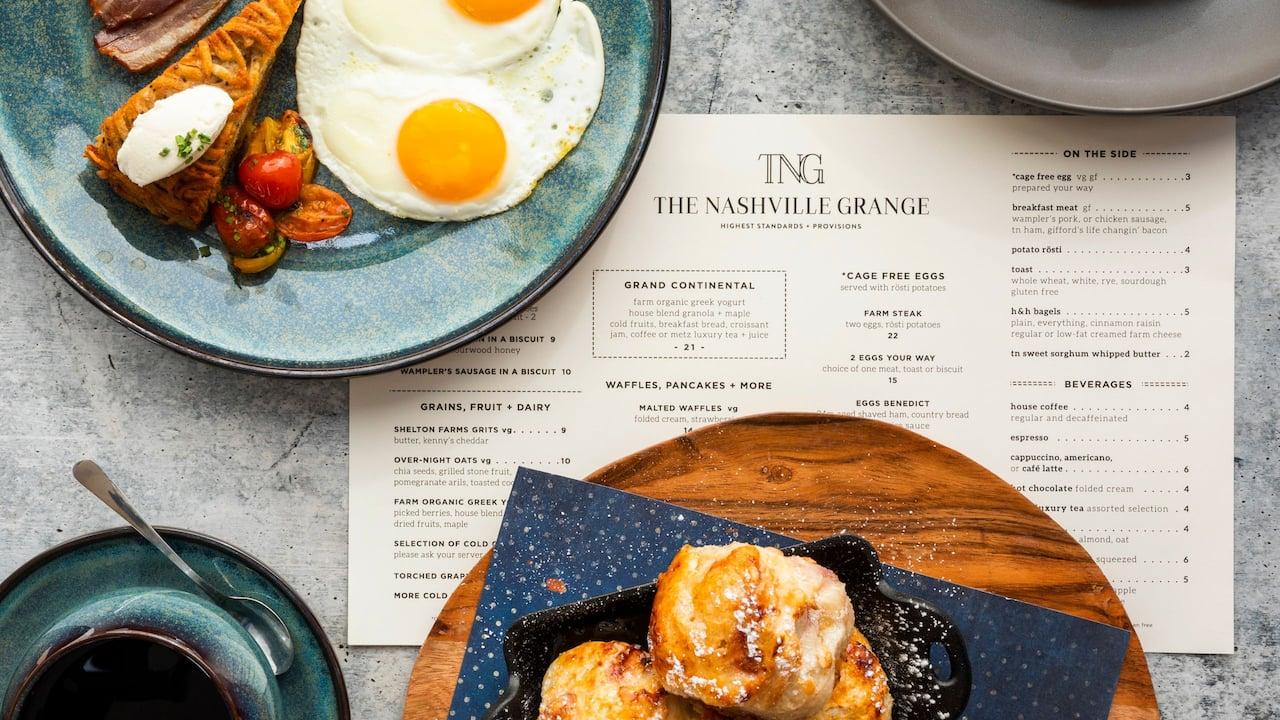 The Nashville Grange Breakfast