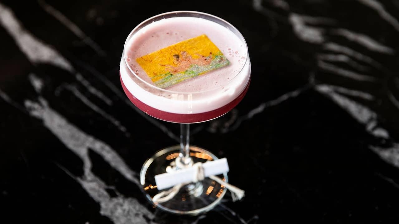 Louna Red Cocktail