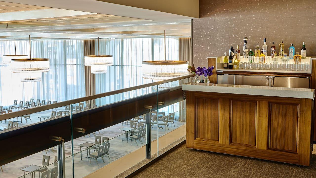 Thompson Hotel Dallas National Ballroom Bar