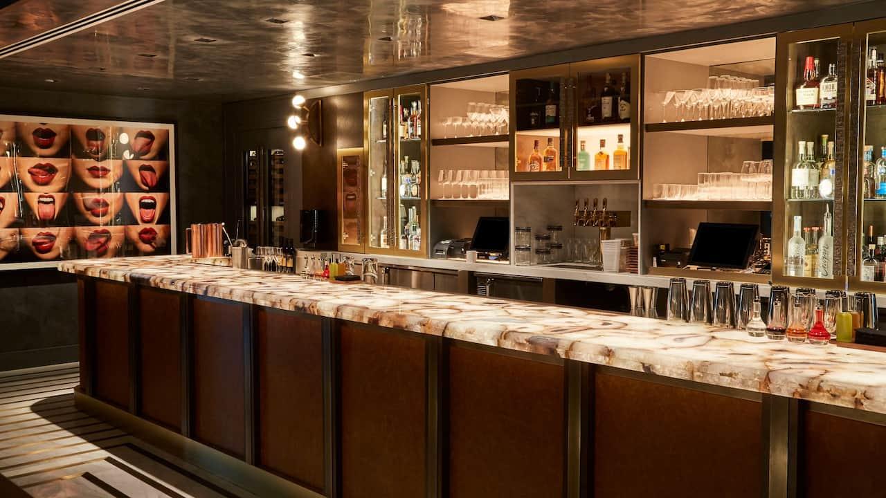 Thompson Hotel Dallas Catbird Bar