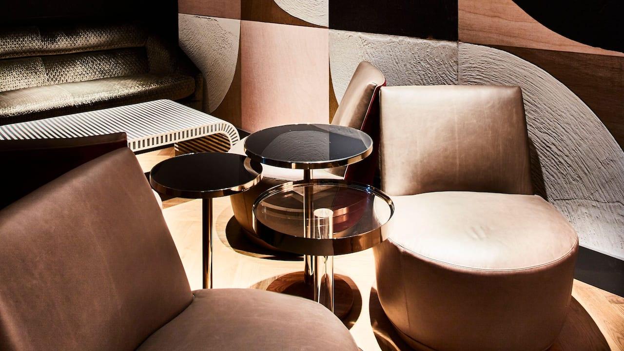 Thompson Hotel Dallas Catbird Seating