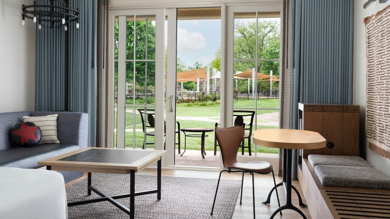 King Pool Access Room Hyatt Regency Lost Pines Resort & Spa