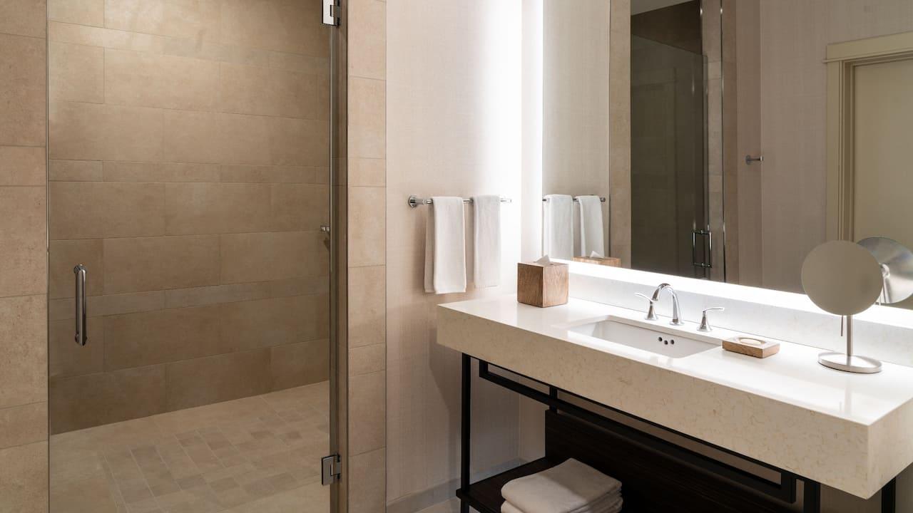 Litton House Guest Bathroom