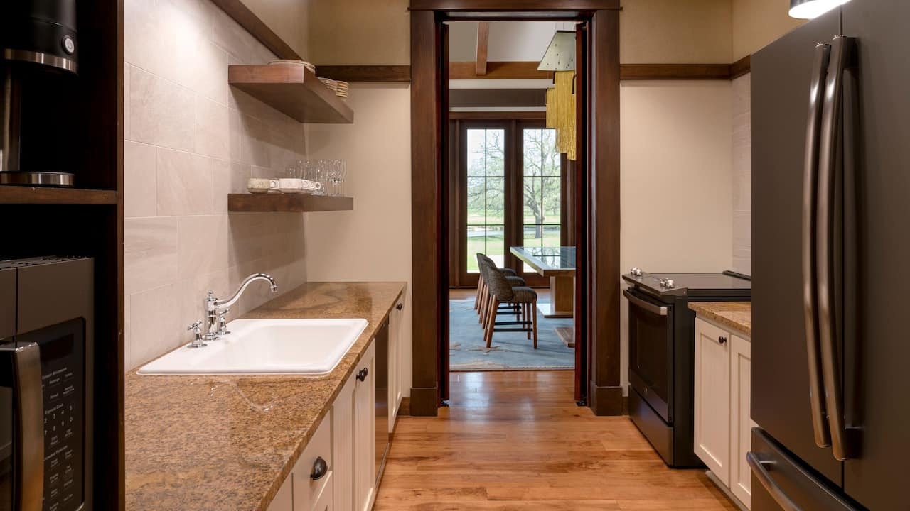 Litton House Kitchen