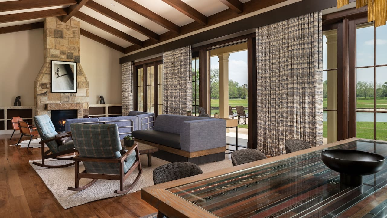 Litton House Living Room