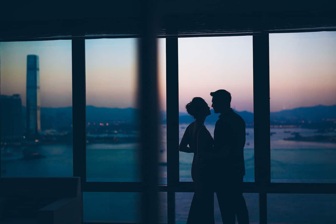 Baha Bay Beach Club View