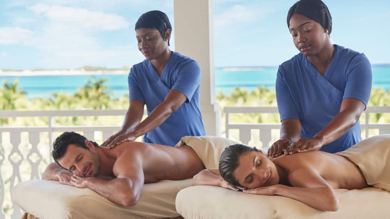 ESPA Spa Massage