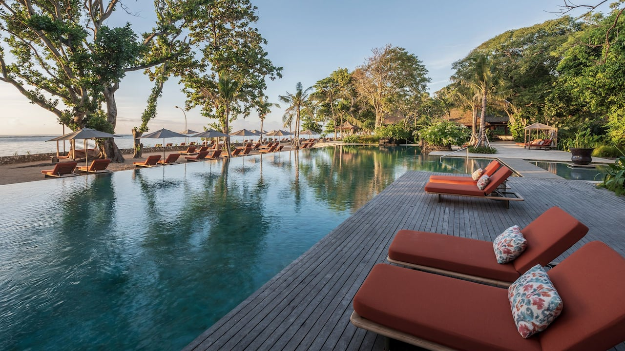 Liang Pool at Andaz Bali, Sanur Beach