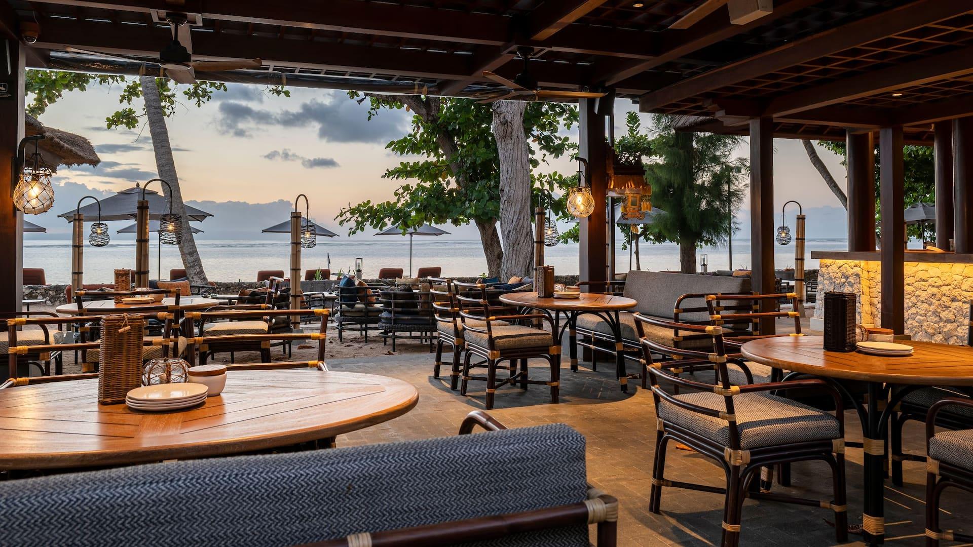 Fisherman's Club, Seafood Restaurant Sanur Bali by Andaz Bali