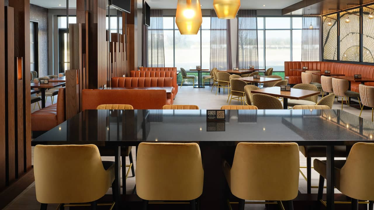 Oaken Dining Room