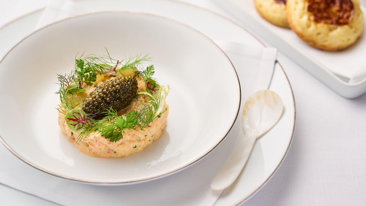 Alaskan King Crab Salad