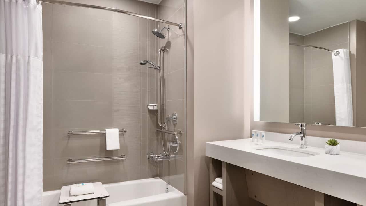 Accessible Bathroom Bathtub