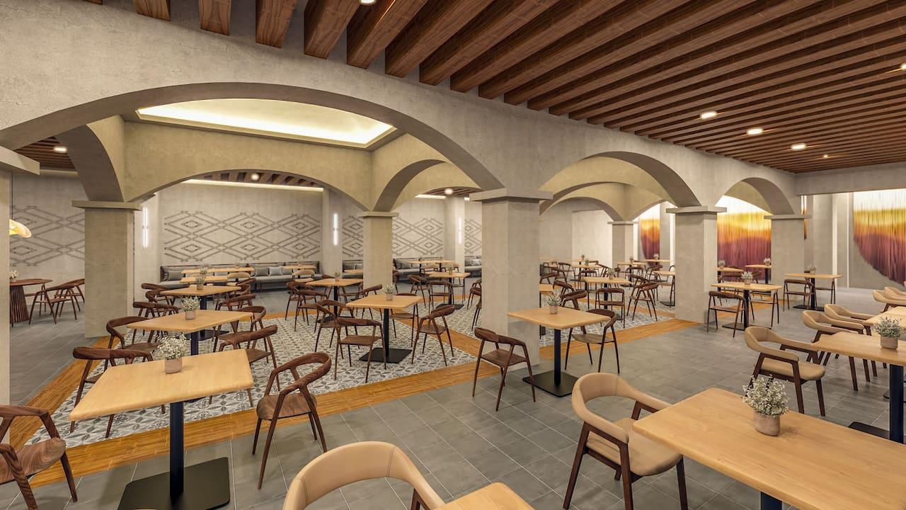 Ki Mexican Restaurant Layout