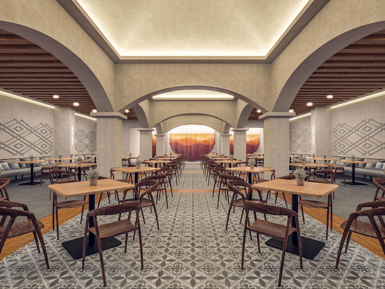 Ki Mexican Restaurant Seating