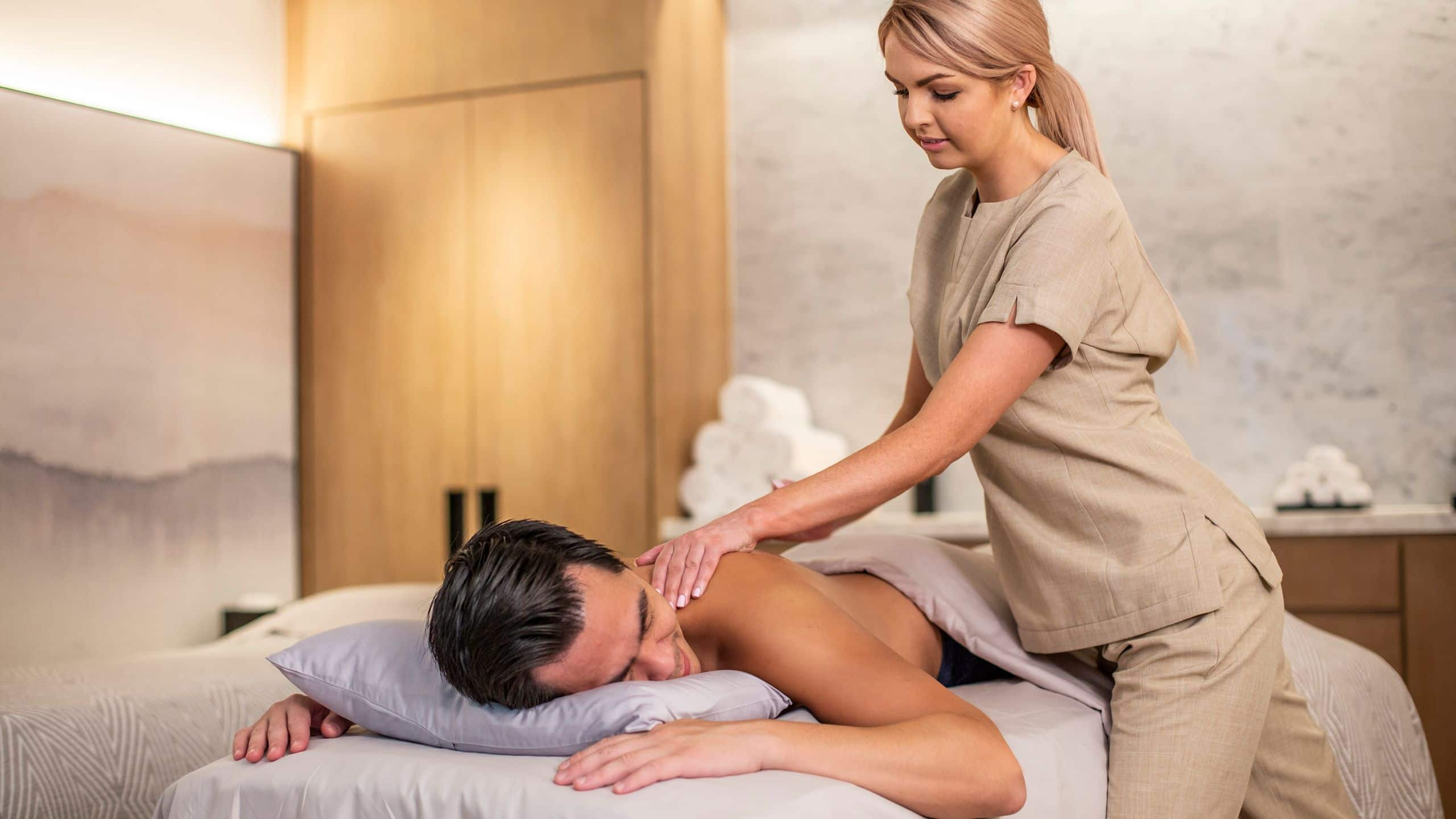 The Spa Packages at Park Hyatt Auckland