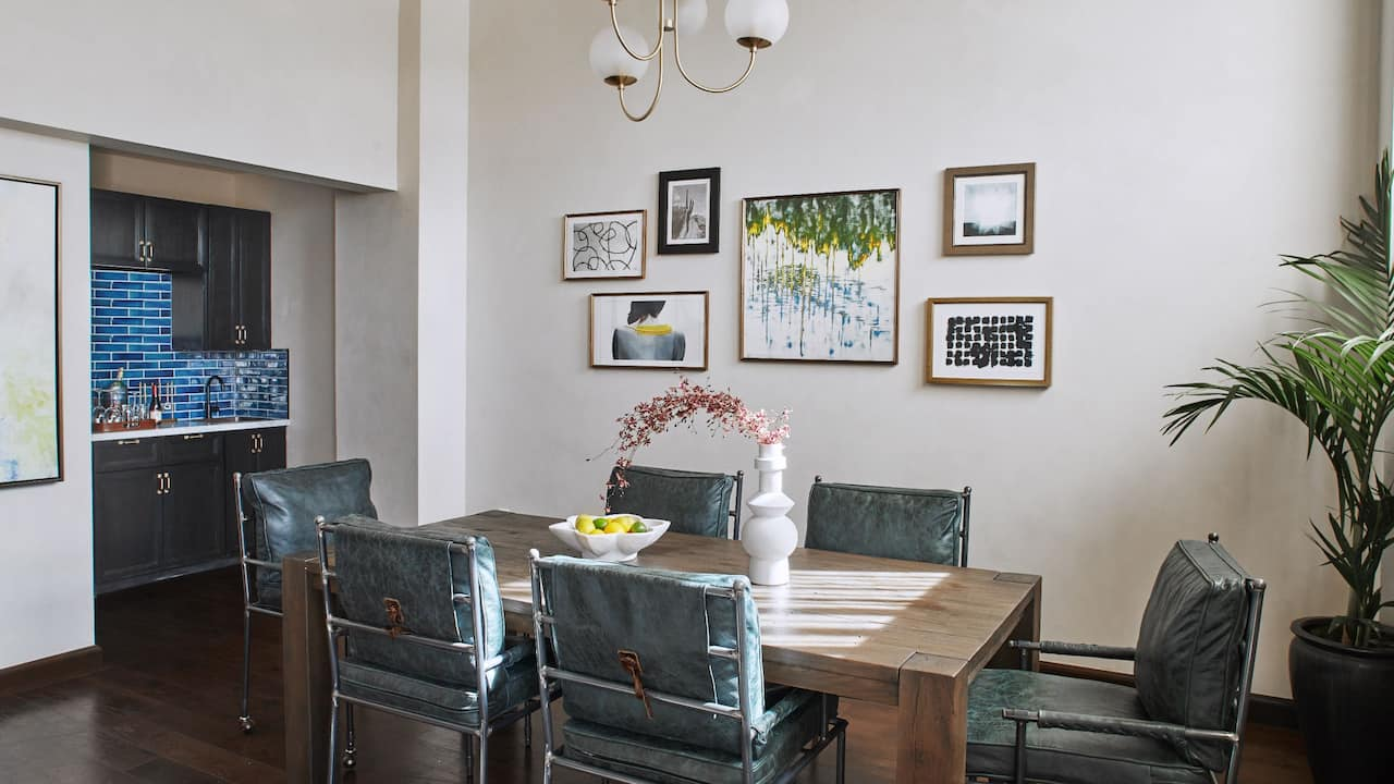 Parador Dining Room