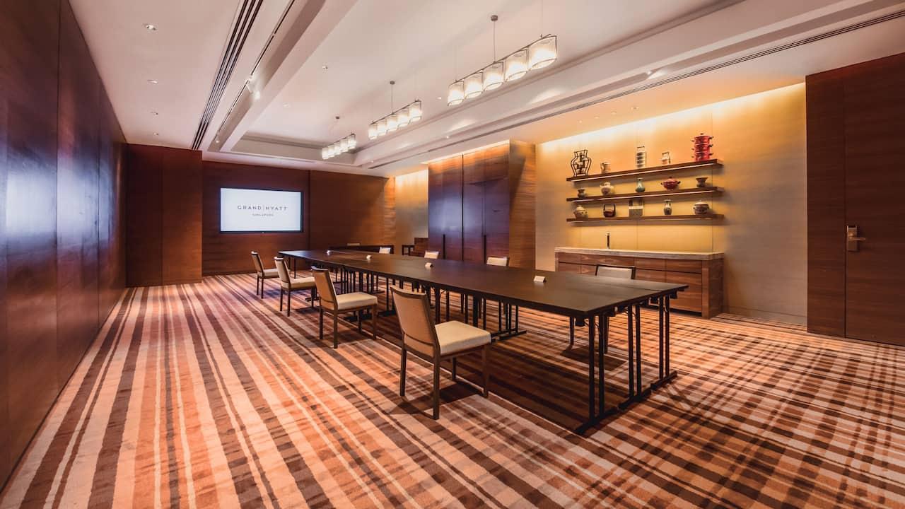 Grand Hyatt Singapore, Salon Events & Meetings