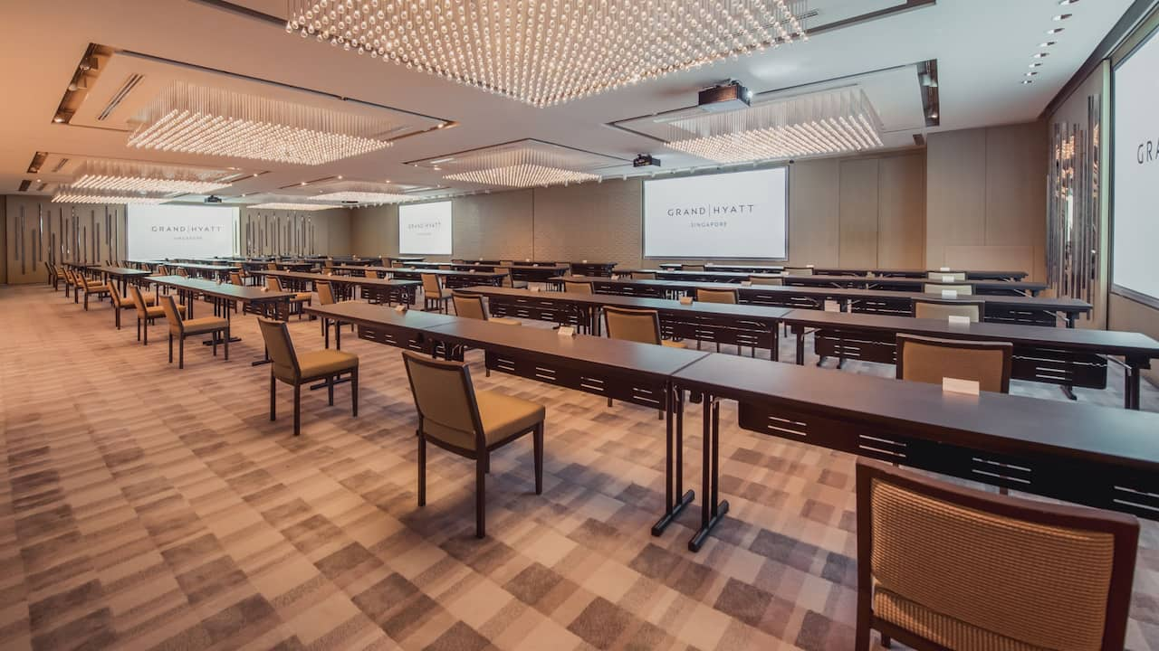 Grand Hyatt Singapore, The Gallery Events & Meeting Rooms