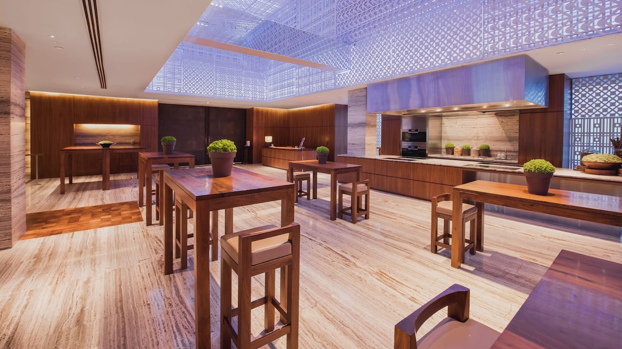 Grand Hyatt Singapore, Events & Meeting