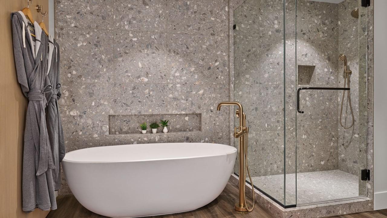 Ethereal Suite Bathroom