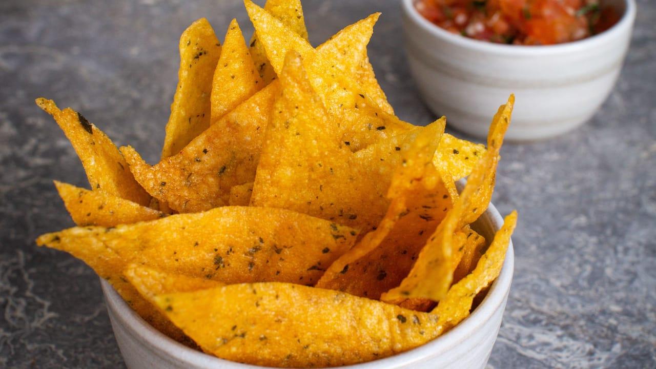 Chips and salsa at Hyatt Regency Grand Reserve