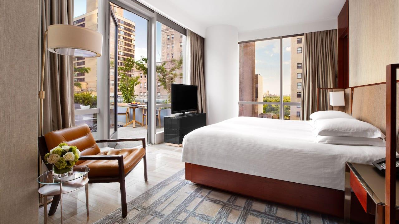 Sky Terrace Suite Bedroom