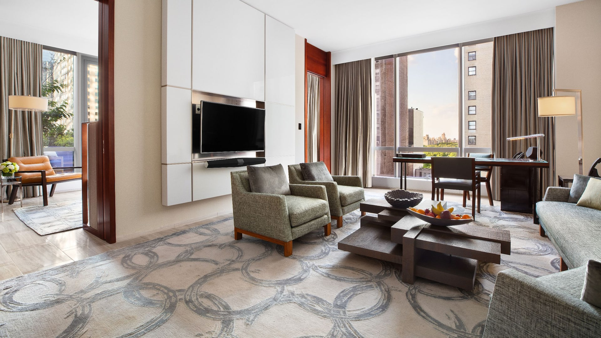 Sky Terrace Suite Living Room