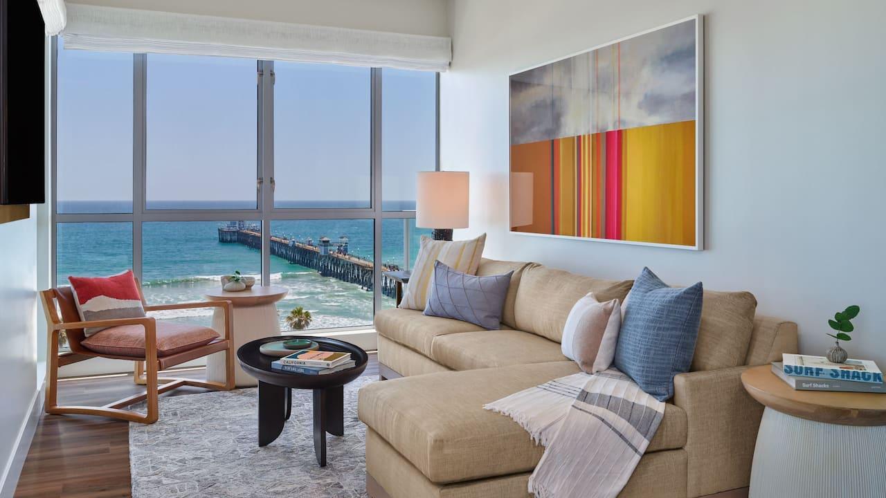 Bohemian Suite Living Room