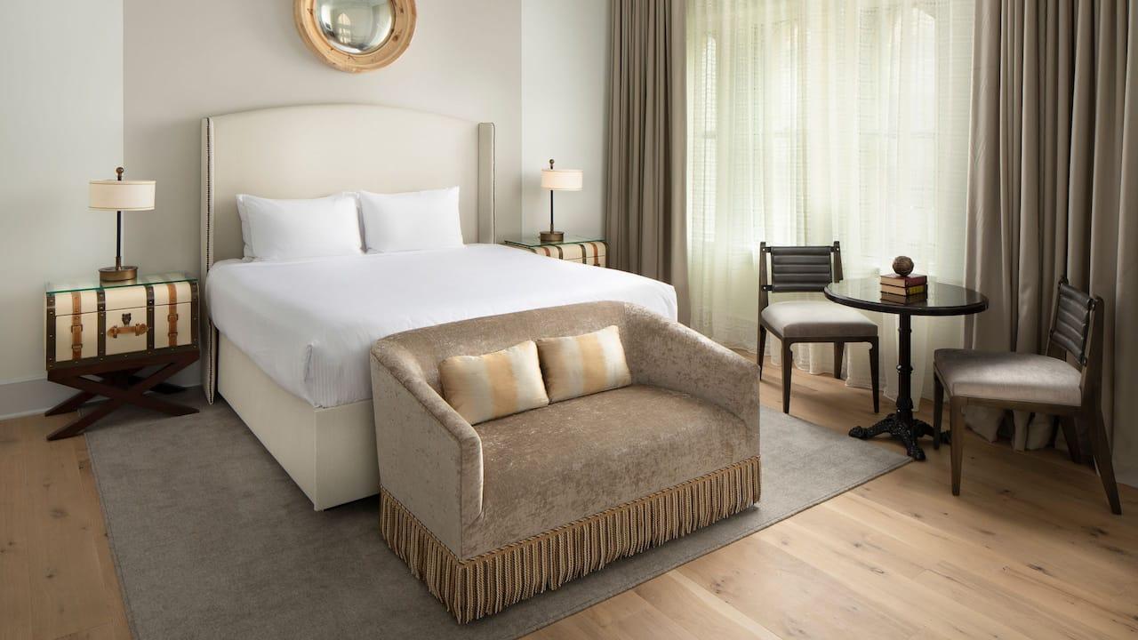 Primrose Suite Bedroom