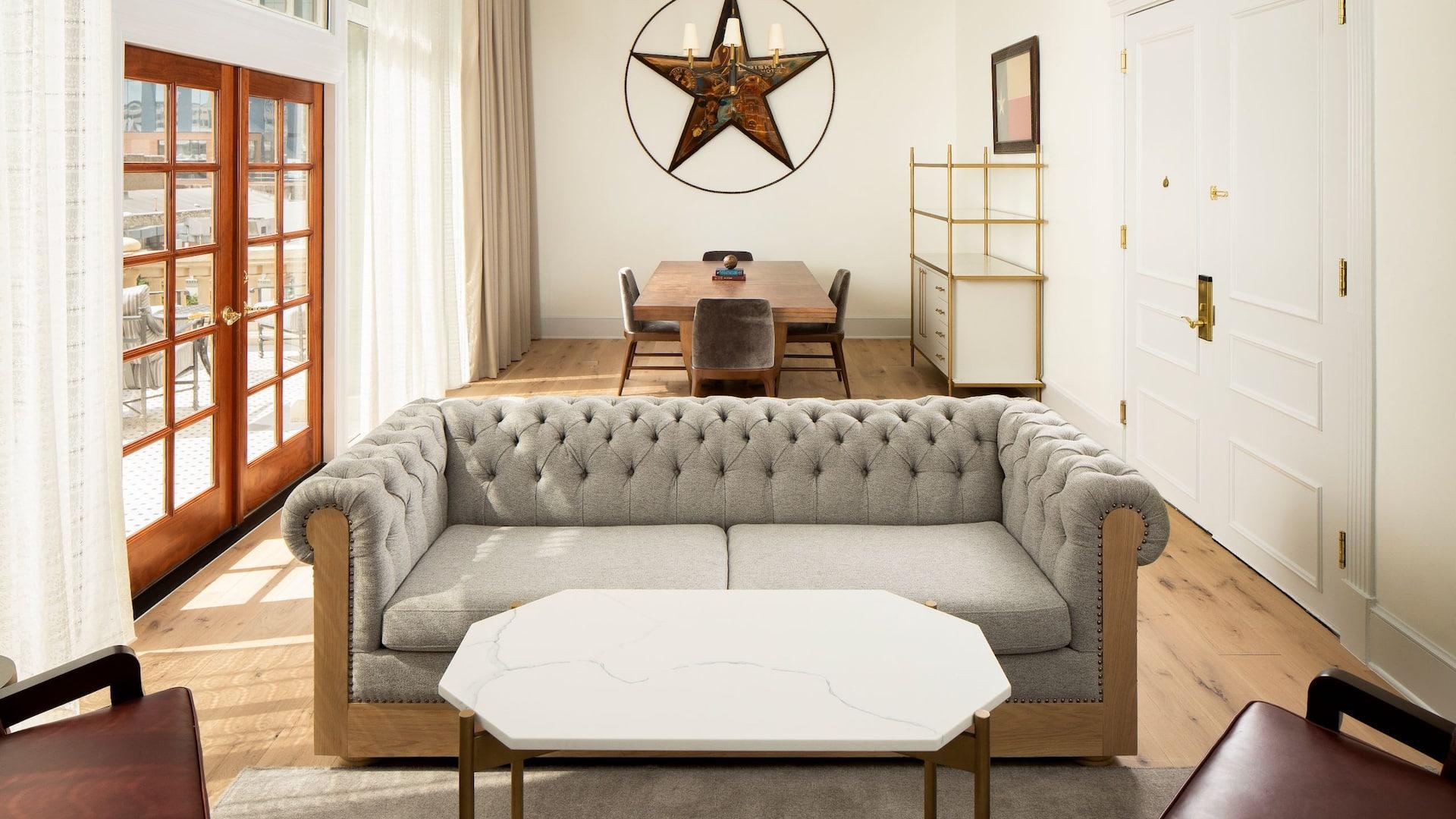 Brazos Suite Living Room