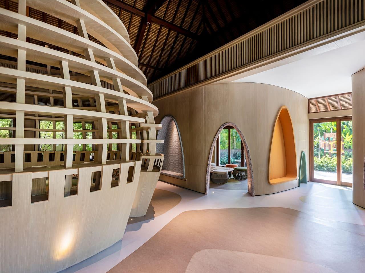 Kemu Mai, Learning Center at Andaz Bali