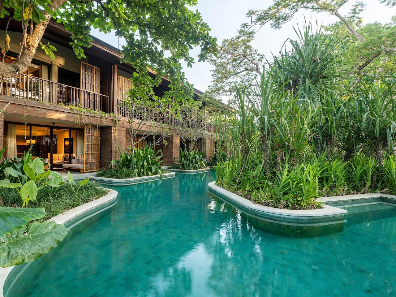 Lagoon View at Andaz Bali, Sanur
