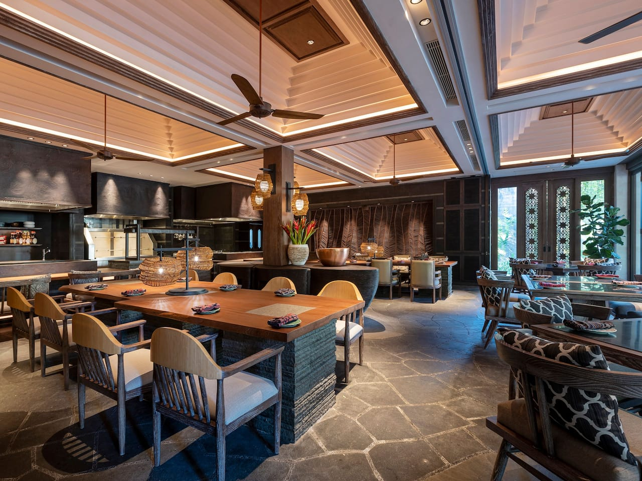 FireFox restaurant Bali