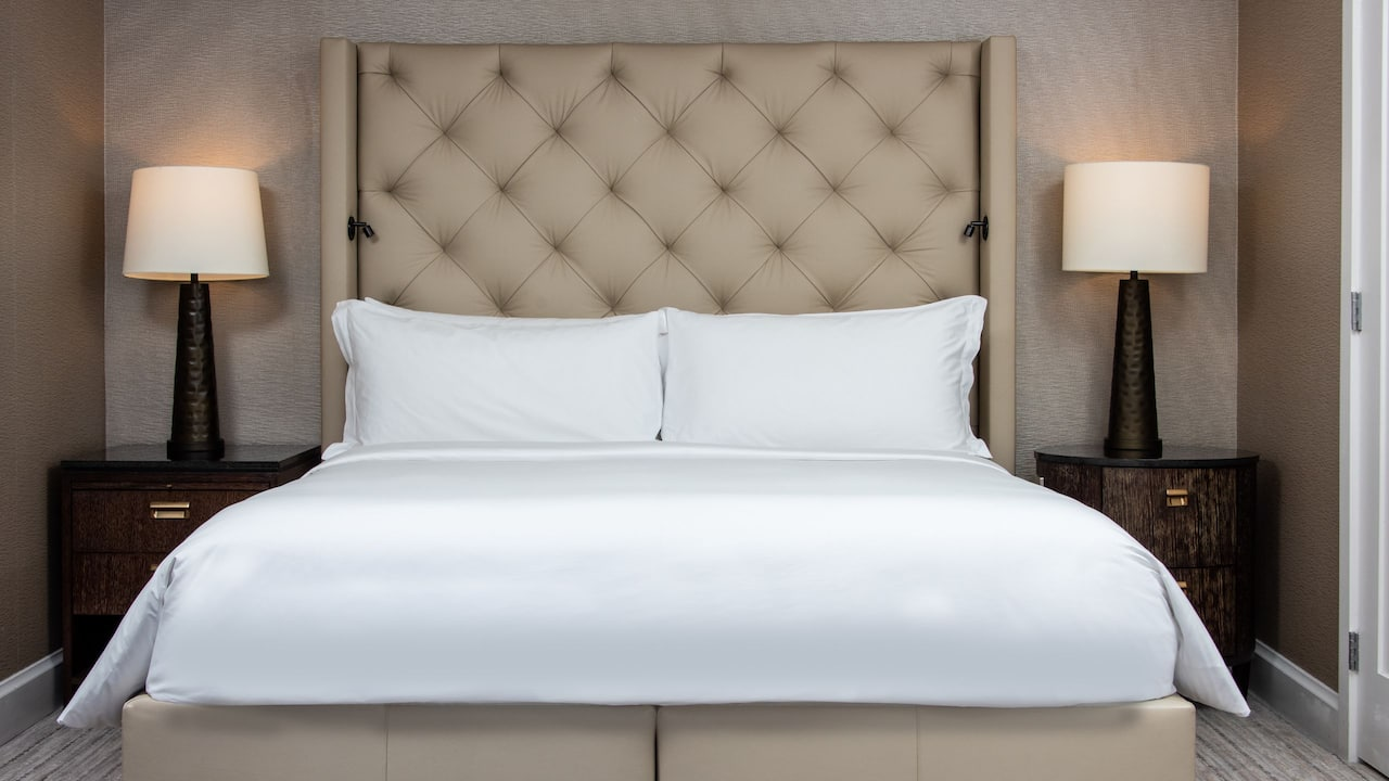 Grand Suite King Bed