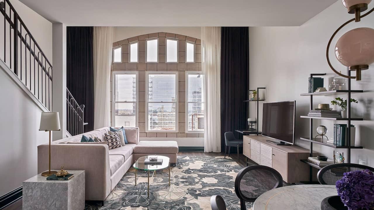 Suite Main Floor