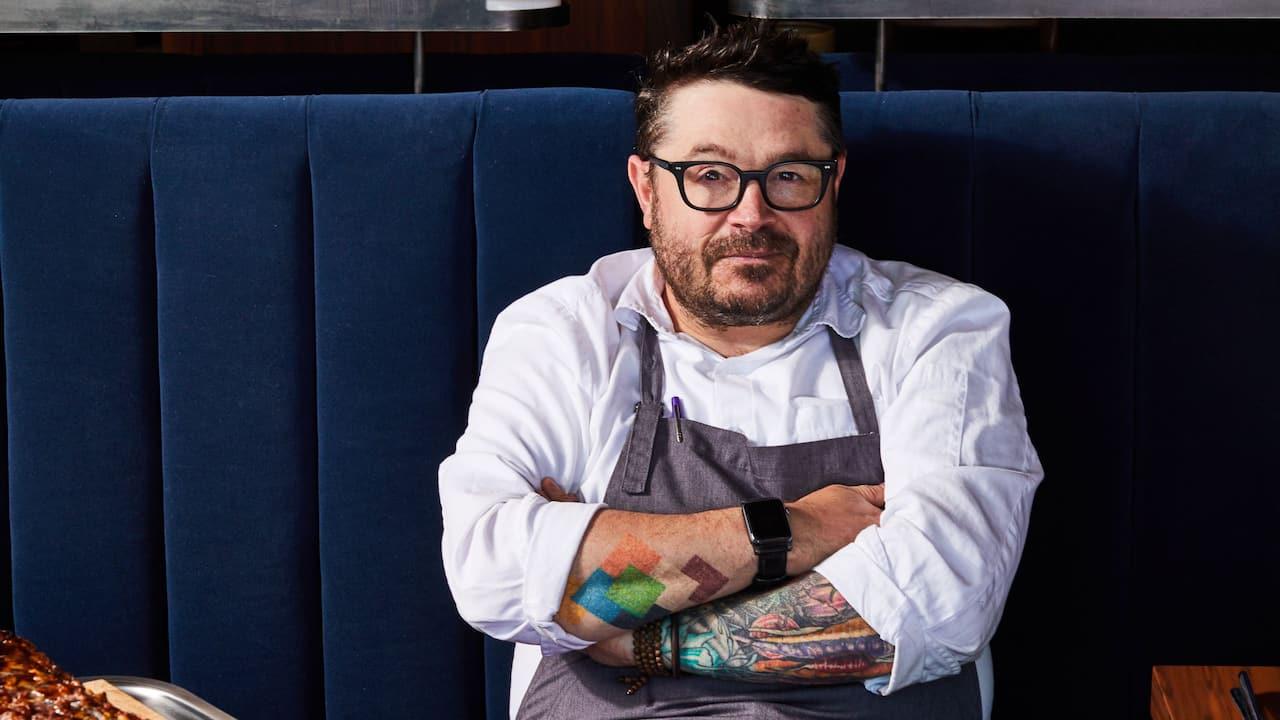 The Continental Chef Sean Brock