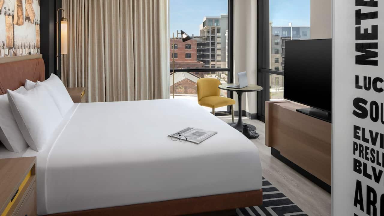 Riverview Suite Bedroom