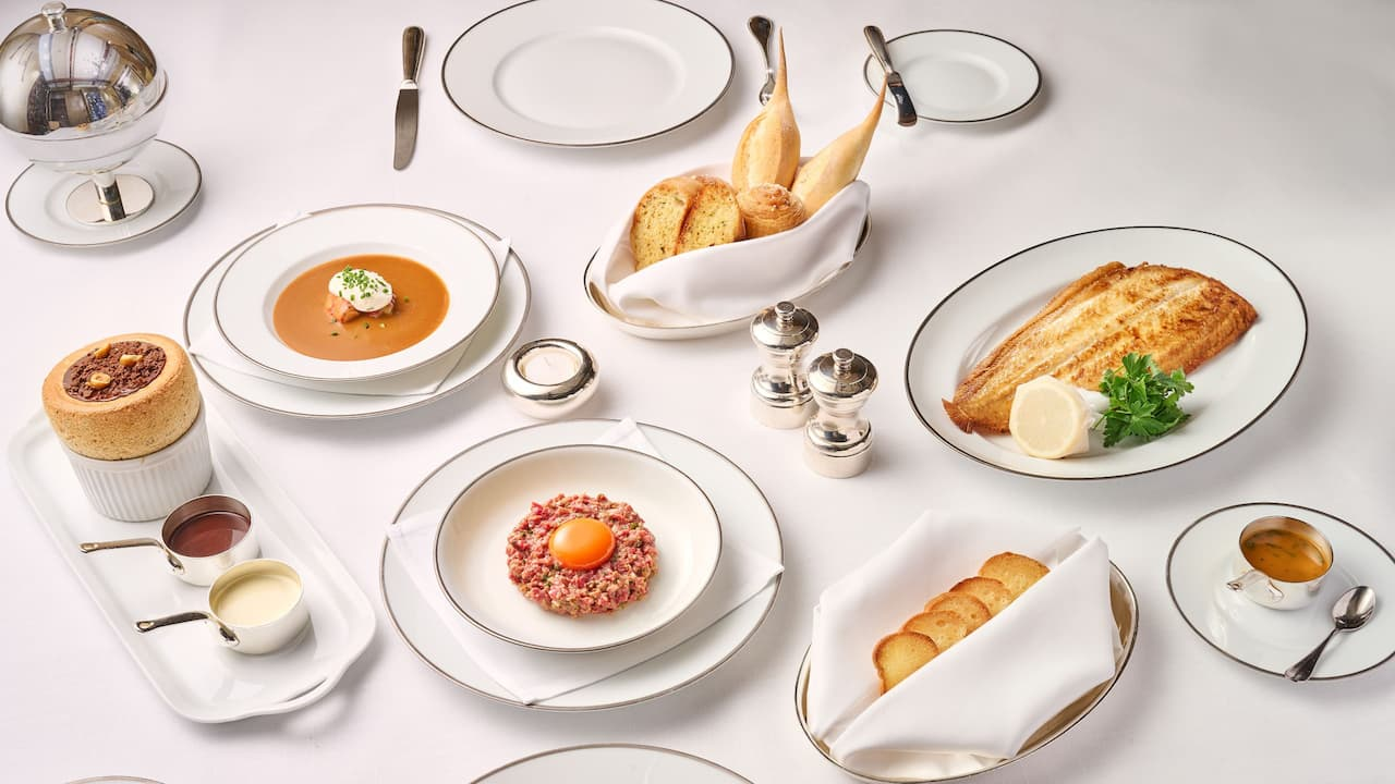 Classic Dishes